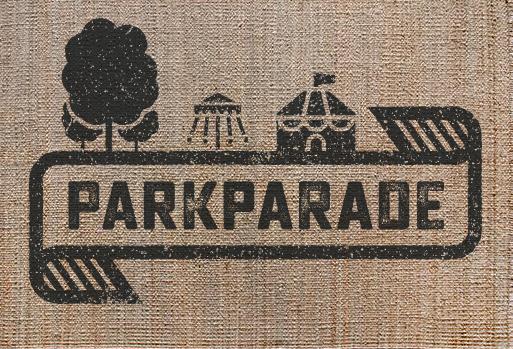 De Parkparade 2018 Logo